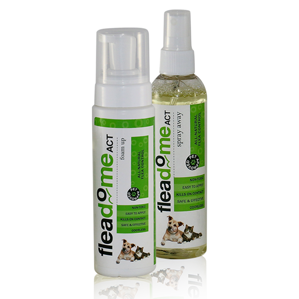 Buy Online Flea And Tick Killer Spray And Foam Combo By